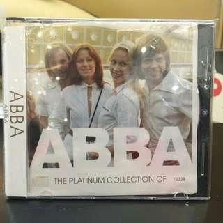 Abba Platinum Collection CD