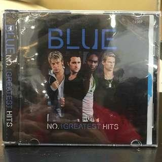 Blue Greatest Hitz CD