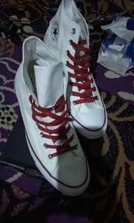 Sepatu Converse Optical White High BNIB New ORIGINAL