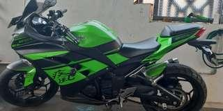 Ninja 250cc
