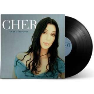 Cher - Believe LP, (Brand New)