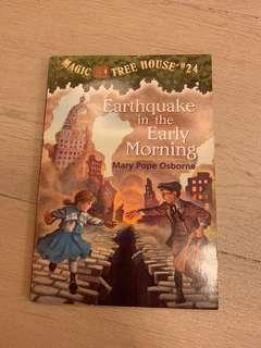 The Earthquake in the early morning