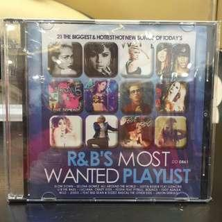 Rnb Most Wanted Playlist