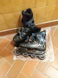 39碼滾軸溜冰鞋