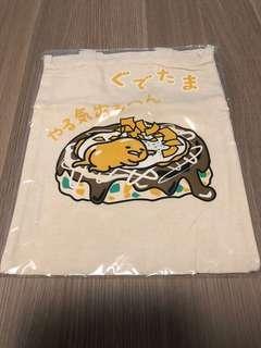 蛋黃哥 大阪燒 環保袋