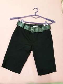 休閒風短褲