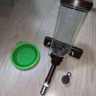 900ml large pet / dog water bottle