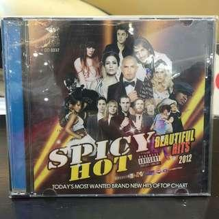 Spicy Hot Hitz CD