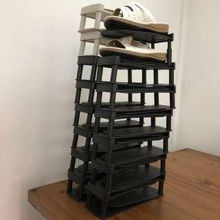 35 Shoe Trays for $25!