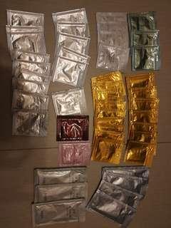 HABA sample set (全套47包)