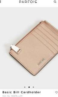 Parfois basic bill cardholder