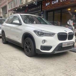 BMW X1 sDrive18i 2012
