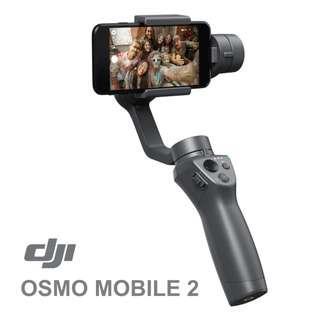 Brand New in Box Dji Osmo Mobile 2