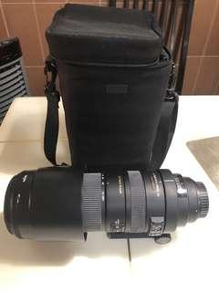 🚚 Sigma DG 150-500mm f5-6.3 for canon mount