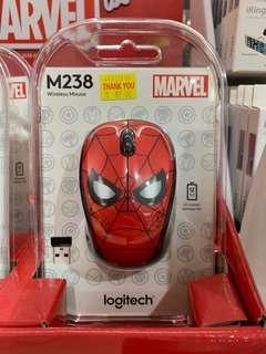 Logitech Marvel Series Wireless Mouse