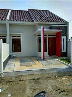 Rumah minimalis di depok sukma jaya type 70/100