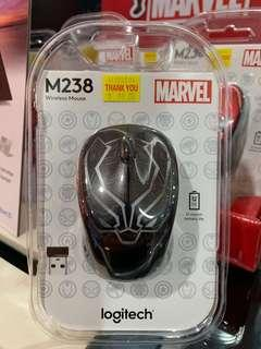 Logitech Marvel Series Wireless Mouse