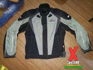 Riding Jacket ELF saiz XL RM180