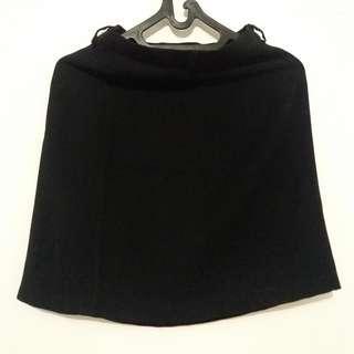 Black Skirt rok hitam