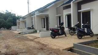 Rumah one gate system ready stock di depok