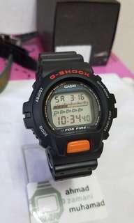 G-Shock DW-6600B