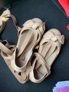 Puma Select Fenty Bow Creeper Sandals 4.5 UK