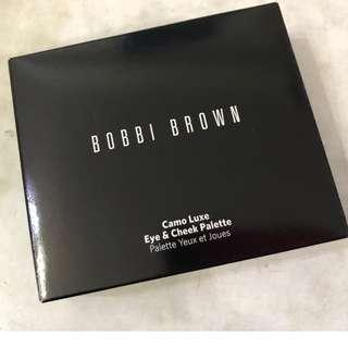 [代放] Bobbi Brown Camo Luxe Eye & Cheek Palette