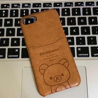 RILAKKUMA POCKET PHONE CASE IPHONE 7 8