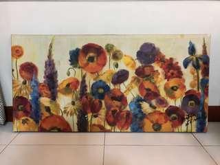 canvas print painting