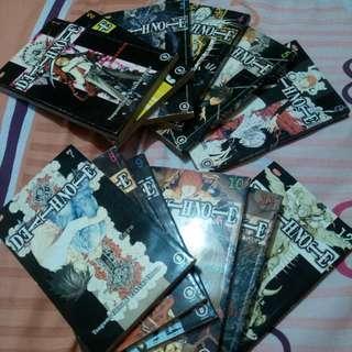 Komik Death Note 1 - 12