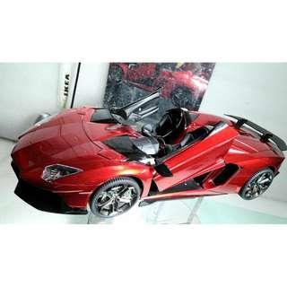 🚚 重製 1:12 藍寶堅尼概念車 遙控車~Lamborghini AVENTADOR J