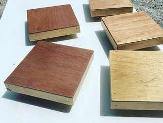 Panel frame kayu / wood panel