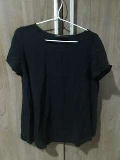 BLACK TOP SHOPATVELVET #jualbajumurah#jualfashion #womensfashion
