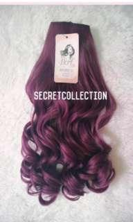 Hair Clip Big Layer Purple Haze HC-HZ