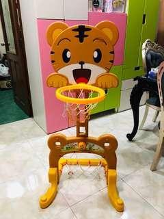 Basketball and Soccer Nets/ Hood/ Goal pole