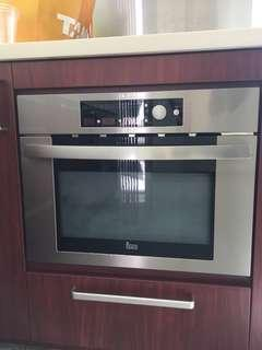 🚚 Teka built in 2 in 1 Oven and microwave