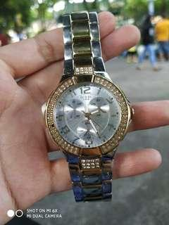 Guess watch only (jual santai)