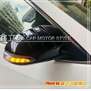 ※ 鑫立汽車精品 ※ ALTIS CAMRY 後視鏡 高亮度 LED 跑馬 流水 燈條 後視鏡燈條