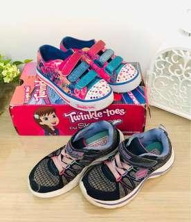 🚚 Pre 💖 Auth Sketchers Girls' Shoes