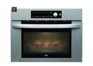 🚚 Microwave Oven Combi 2 in 1 - Teka brand