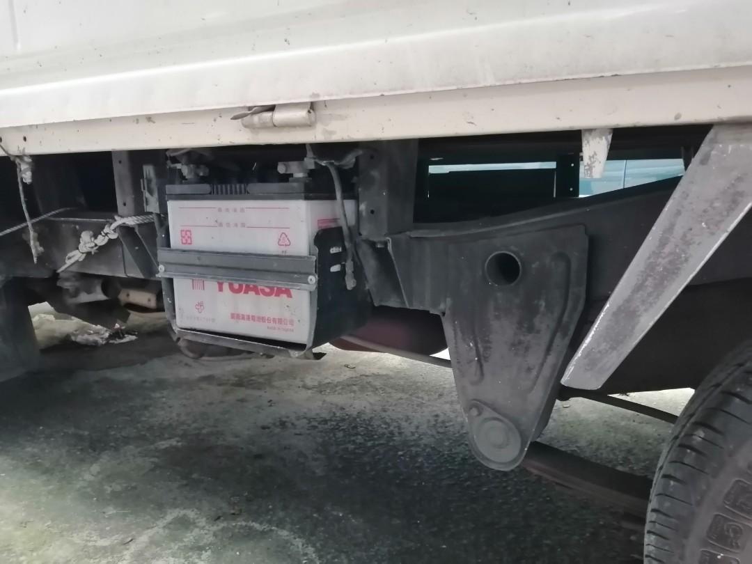 2004 威利 貨車 1.2 手排 功能正常 3面帆布