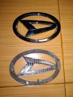 Emblem Logo Daihatsu