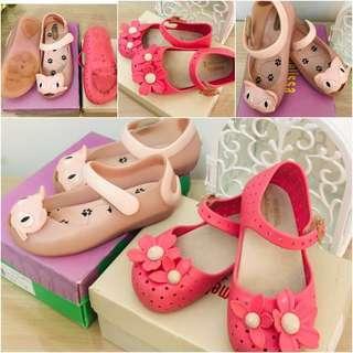🚚 Pre 💖 Auth Mini Melissa Shoes