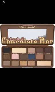 Too Faced Semi Sweet palette