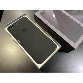 iPhone8 Plus 64G 太空灰色 保固內 漂亮無傷 只要19000 !!!