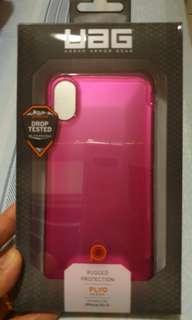 UAG iPhone X casing