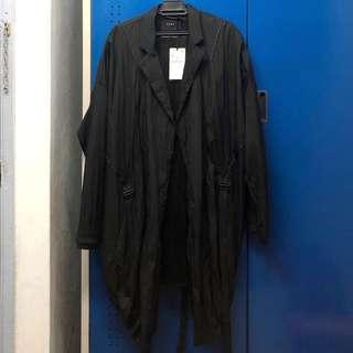 #50TXT Zara Parka with Ties