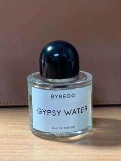 🚚 BYREDO 吉普賽之水淡香精 50ml
