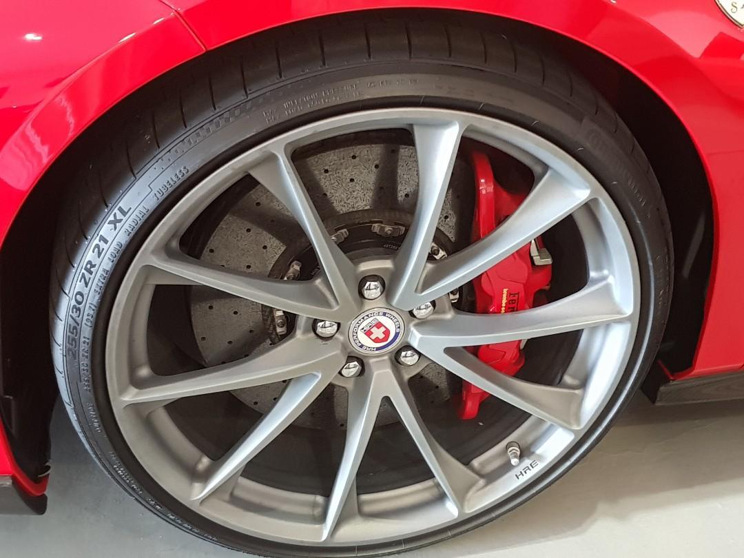 2016 Ferrari 488 GTB 800kms only like new not gtr lamborghini porsche
