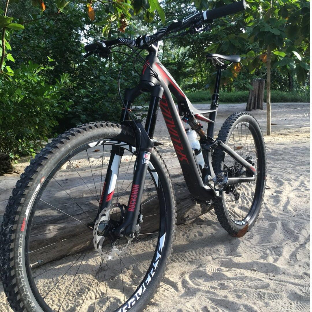 85ea3cc0d25 2016 stumpjumper FSR Expert carbon frame, Bicycles & PMDs, Bicycles ...